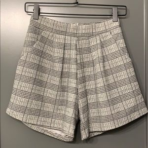 Plaid shorts from Nordstrom BP